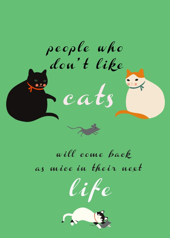about cats Art Print