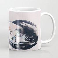 Mod Girl Mug
