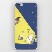 POEM OF BED iPhone & iPod Skin