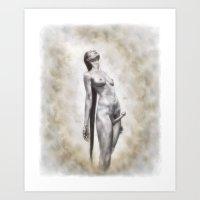 The Androgyne Art Print