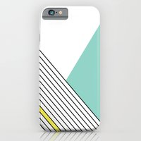 iPhone & iPod Case featuring MINIMAL COMPLEXITY by .eg.