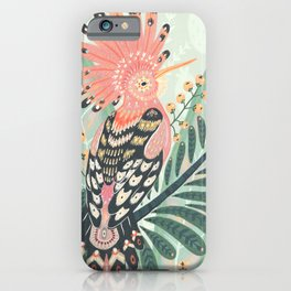 iPhone & iPod Case - Hoopoe Bird - Angela Rizza