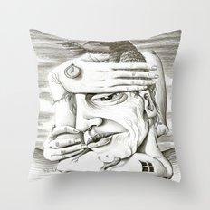 080214 Throw Pillow