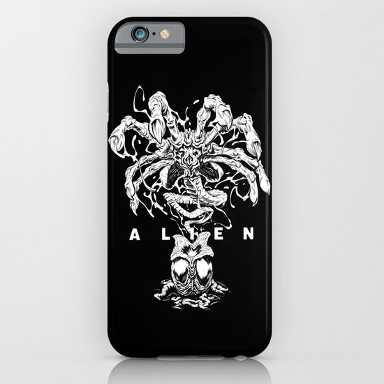 ALIEN: FACEHUGGER iPhone & iPod Case