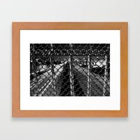 Overpass and Make it Last  Framed Art Print