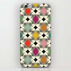 Moroccan Rose Motif iPhone & iPod Skin