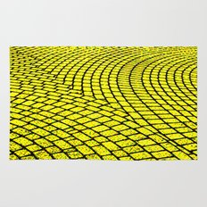 Yellow Brick Road  Rug