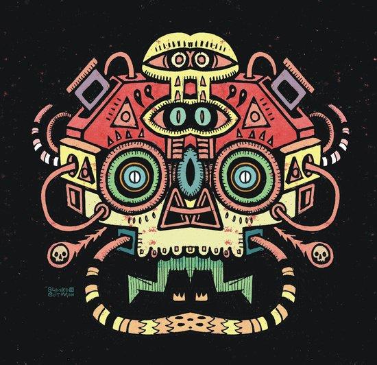 Lanceur de rêves - Alien tribe Art Print