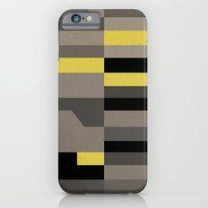 White Rock Yellow iPhone 6 Slim Case