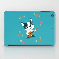 Boogie On Ukelele iPad Case