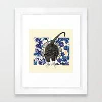 ASPCA® New York Cat Adoption Benefit Proposal Framed Art Print