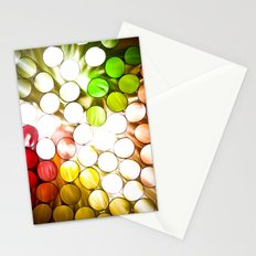 Honeycomb Illumination Stationery Cards