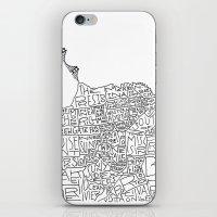 Good Ole San Francisco iPhone & iPod Skin