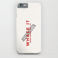 Whack it - Zombie Survival Tools Slim Case iPhone 6s