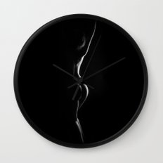 3684-AMS Sensual Side Li… Wall Clock