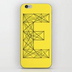 Ersilia iPhone & iPod Skin