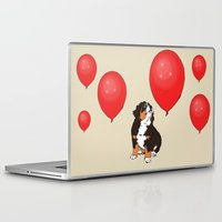 balloon Laptop & iPad Skins featuring Balloon by Meredith Mackworth-Praed