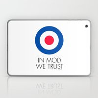 In Mod We Trust Laptop & iPad Skin