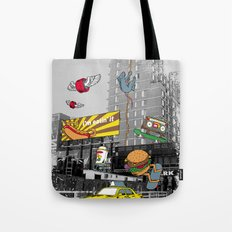 N Y C Tote Bag