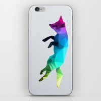Glass Animal - Flying Fo… iPhone & iPod Skin