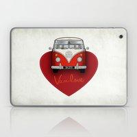 Van Love Laptop & iPad Skin