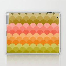 Autumn Frolic, Fall Foliage Laptop & iPad Skin