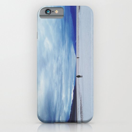 Badwater Basin iPhone & iPod Case