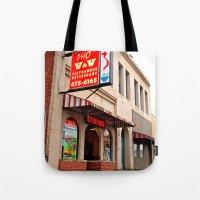 Vietnamese restaurant Tote Bag