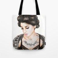 Christina Perri Tote Bag