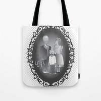 Framed family portrait Tote Bag
