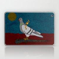 Pigeon Rodeo Laptop & iPad Skin