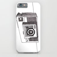 iPhone & iPod Case featuring Instamatic X35 by Sloe Gin Fizz
