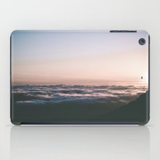 Above the Clouds iPad Case