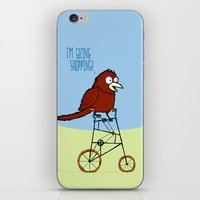 I'm Going Shopping iPhone & iPod Skin