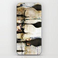 Po-Collage iPhone & iPod Skin