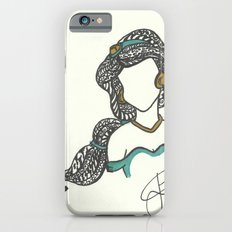 Princess Jasmine Zen Tangle iPhone 6 Slim Case