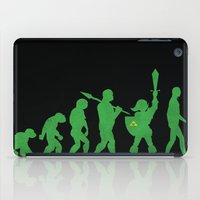 Missing Link iPad Case