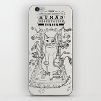 Traveling Carpet Of Huma… iPhone & iPod Skin