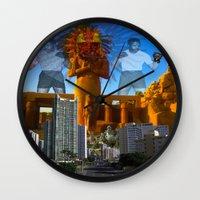 SUNCITY Wall Clock