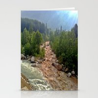 Good And Bad Things Come… Stationery Cards