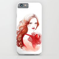 iPhone & iPod Case featuring Lily by Sarah Bochaton