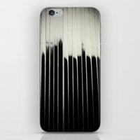 STEEL & MILK iPhone & iPod Skin