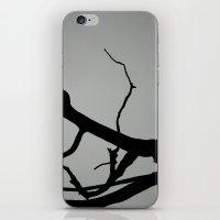 TREE ON JOANNA BALD iPhone & iPod Skin
