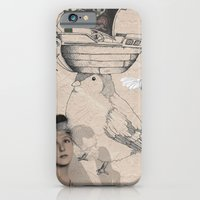 iPhone & iPod Case featuring Future is in your head by Alina Filipoiu