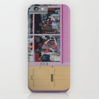 iPhone & iPod Case featuring London colours by Hello Twiggs