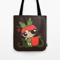 Poison Puff Tote Bag
