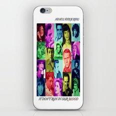 the fame game iPhone & iPod Skin
