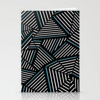 Ab Linear Inverted with Electric Stationery Cards