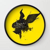 I'm Late! – White Rabb… Wall Clock