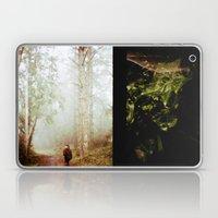 Forest  Lomography Laptop & iPad Skin